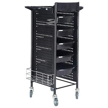 a406a2103ad1 Amazon.com: Picotech Beauty Salon Rolling Trolley ABS Plastic Power ...