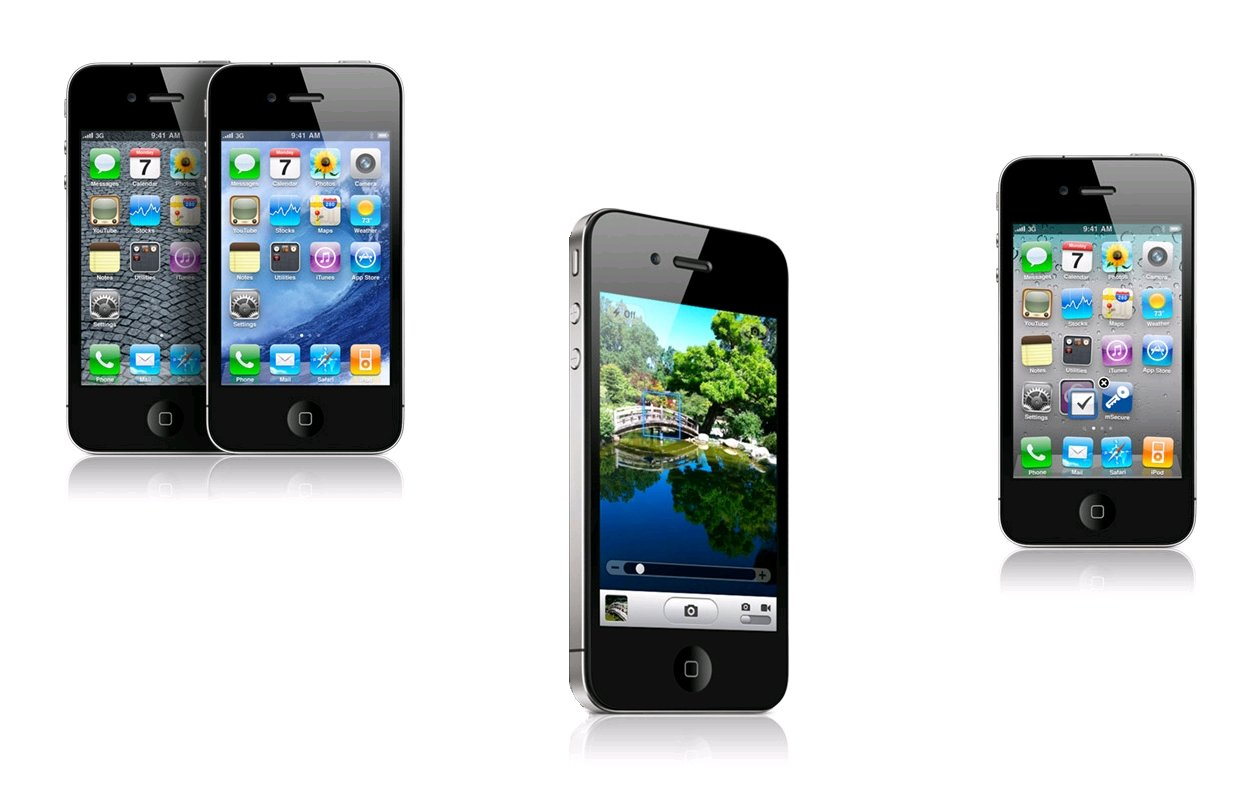 Amazon.com: Apple iPhone 4 Black Smartphone 32GB (AT