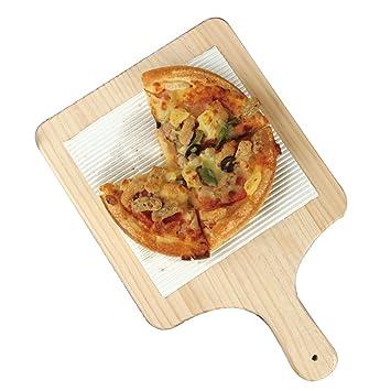 Sartenes y ollas Plato de Pizza de Pizza Plato de Pizza Comida Occidental Plato de Plato ...