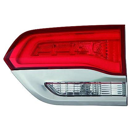 Amazon.com: Fits Jeep Grand Cherokee 14-17 Inner Tail Light ... on