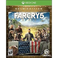 Far Cry 5 Steel Book Gold Edition for Xbox One by Ubisoft