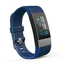 Deals on YoYoFit Rock Heart Rate Monitor Waterproof Fitness Tracker