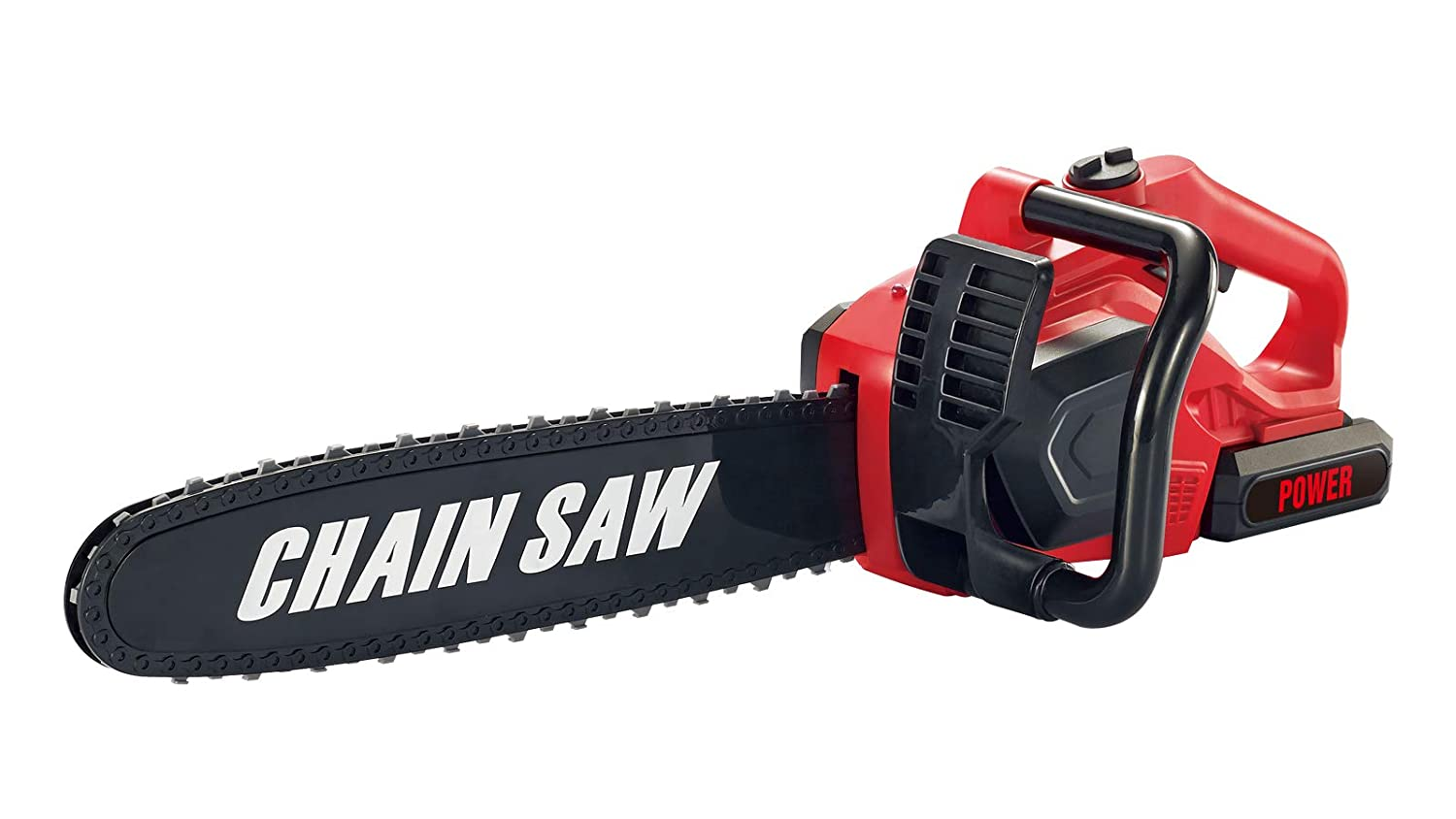 Kids Power Tool Toy Chainsaw Play Set, Boys Pretend Play Outdoor Lawn Toy Tools Chainsaw Set for Toddlers LTD.