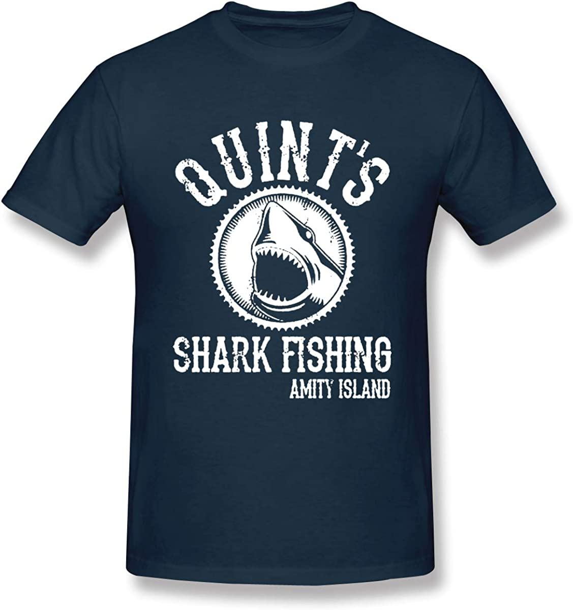 Swagge Quint's Shark Fishing T-Shirt
