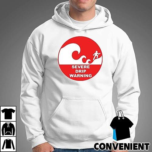 Kangaroo Warning Sign Hoodie Sweatshirt