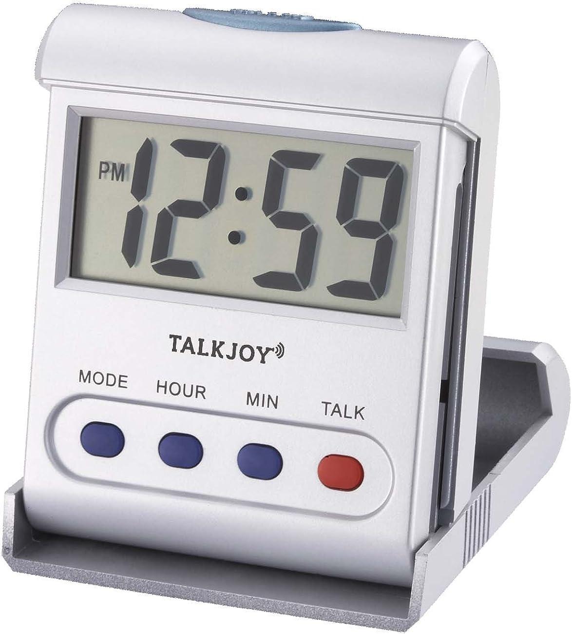 Pro Parlante Reloj Reloj de Mesa sehbehinderte Ancianos impedidos muñeca Reloj Tiempo ansage