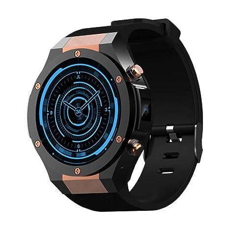 QYQ Relojes Inteligentes para Hombres Mujeres Fitness Tracker Pulsera Inteligente con Monitor de Ritmo cardíaco Rastreador