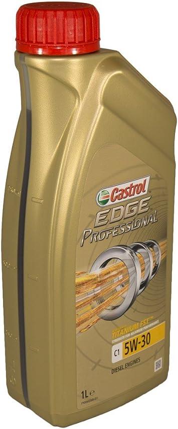 Castrol Edge Professional Titanium Fst C1 5w 30 1 Liter Dose Auto