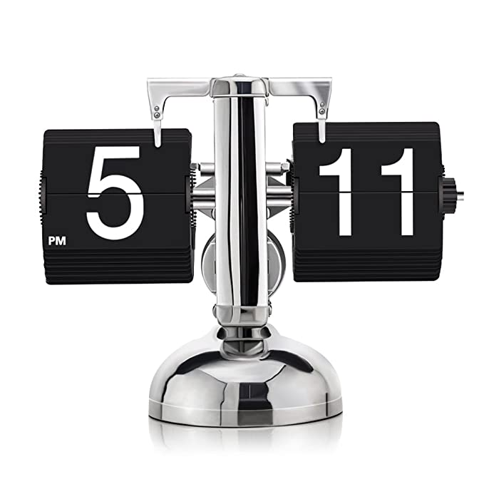 Modern Digital Mechanical Retro Flip Dоwn Clock