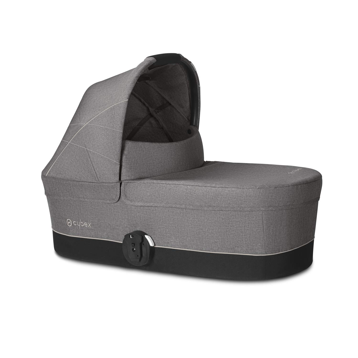 Cybex Gold Carrycot, Lavastone Black 518001149