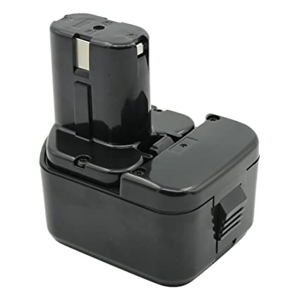 KINSUN Reemplazo Herramienta Eléctrica Batería 12V 2.0Ah Para Hitachi Taladro Inalambrico Destornillador EB 1212S EB 1214L EB 1214S EB 1230HL EB ...