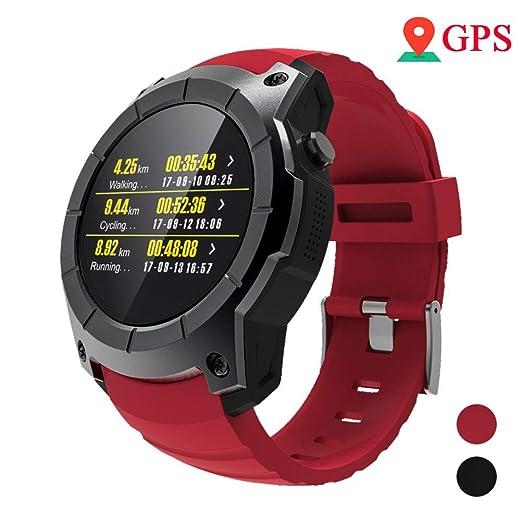 ACZZ Reloj inteligente, reloj inteligente 2G con ranura para ...