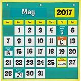 Space-Saver Calendar Pocket Chart