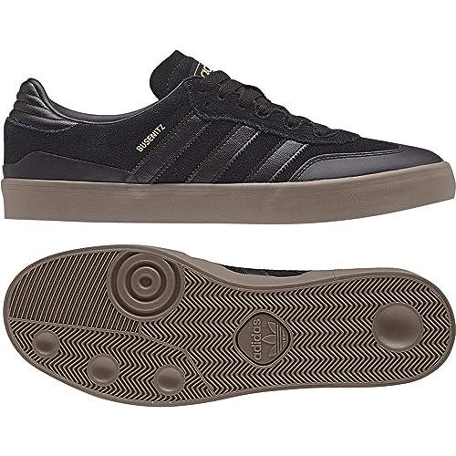 adidas suciu adv ii nero bianca & gum scarpe