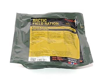 Drytech Arctic Field Corporation - Chicken Curry ...