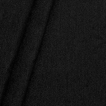 100% Baumwolle Denim Jeans Stoff schwere Qualität Meterware Schwarz ... ec5dc44841