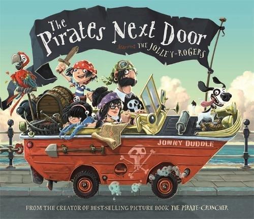 The Pirates Next Door (Jonny Duddle): Amazon.co.uk: Jonny Duddle ...