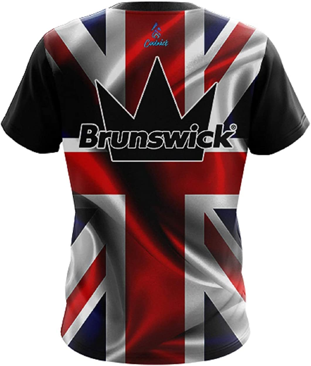 CoolWick Storm Canadian Flag Bowling Jersey