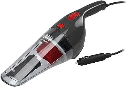 Black & Decker NV1200AV Cyclonic Car Corded Dustbuster Hand Vacuum, 12V