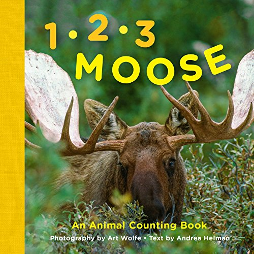 1, 2, 3 Moose: An Animal Counting (One Moose)