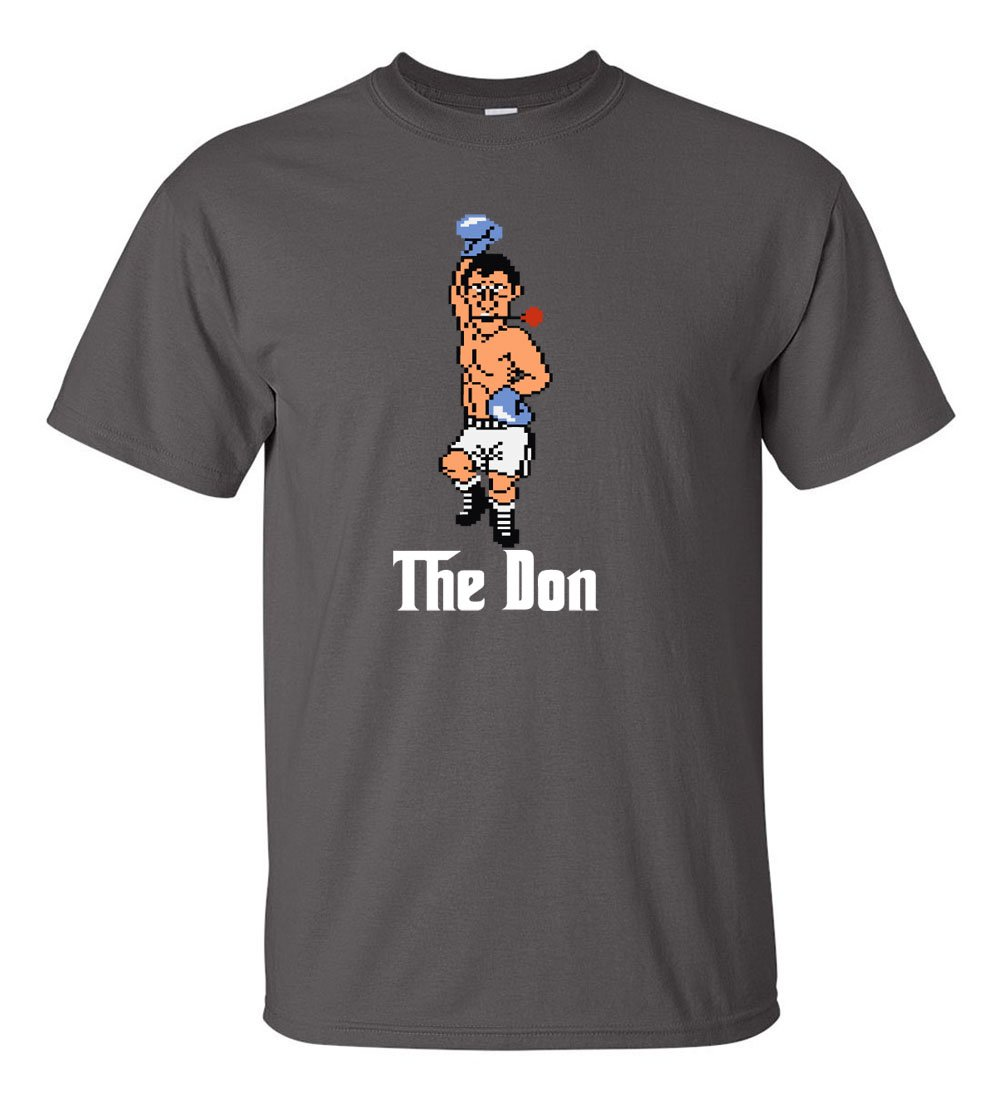 The Silo Charcoal Punchout Don Flamenco The Don T-Shirt