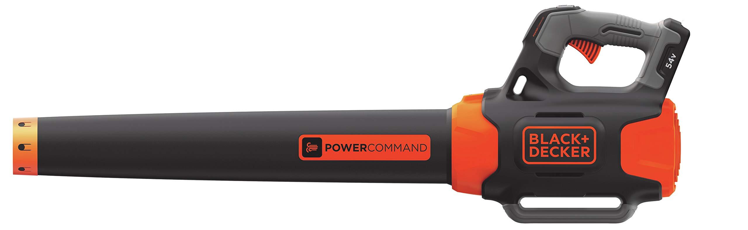 BLACK+DECKER GTC5455PCB-XJ 54 V DUALVOLT Hedge Trimmer without Battery Black//Red
