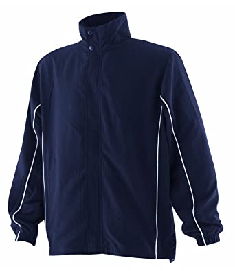 Finden   Hales Herren Trainingsjacke Blau Navy   Navy   White Small 68b4da36bb