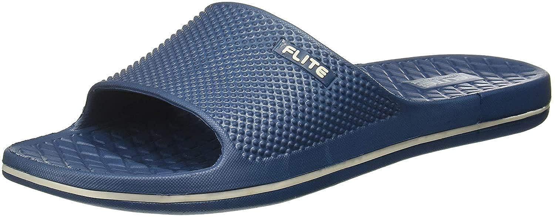 Pu Men's Pul061l N. Blue Slippers-7 UK
