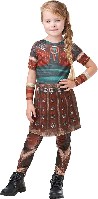 Rubies 641469M How to Train Your Dragon Fancy Dress, Niñas ...