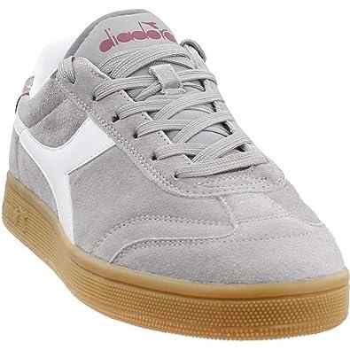 f96361a855d82 Amazon.com | Diadora Mens Kick Athletic & Sneakers Grey | Shoes