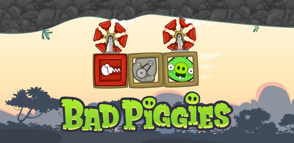 Bad Piggies Premium HD (Fire Edition)