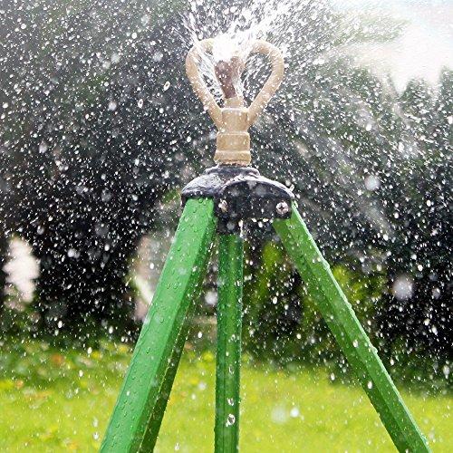 Spring Sales Sprinkler Spinning Adjustable