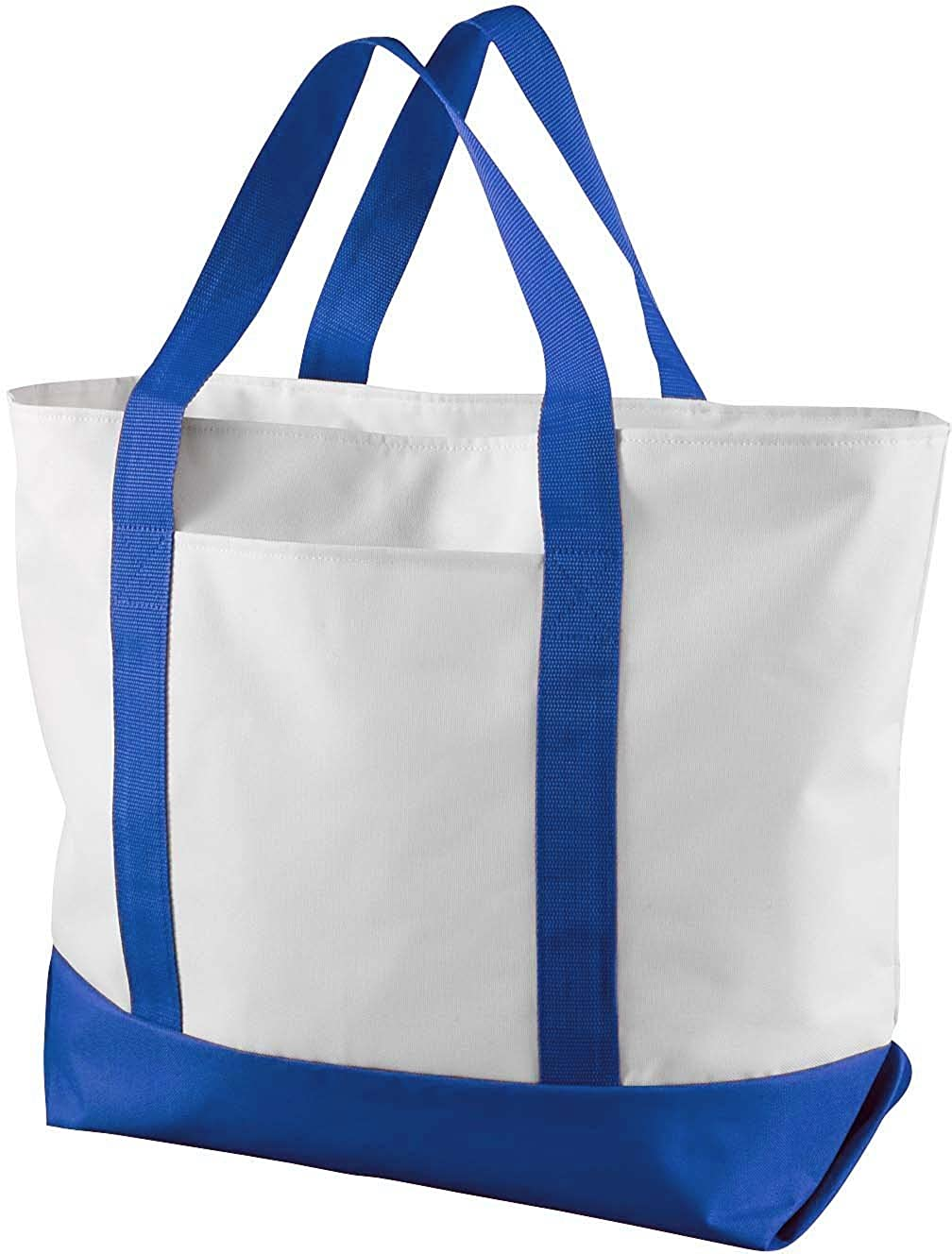 ALL White/_Royal Liberty Bags Bay View Boat Tote