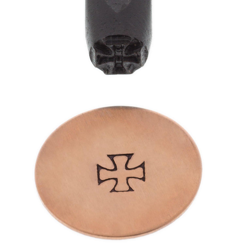 Elite Design Stamp, Iron Cross | PUN-203.40