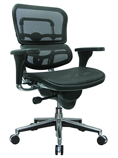 Eurotech Mid Back Mesh Task Chair