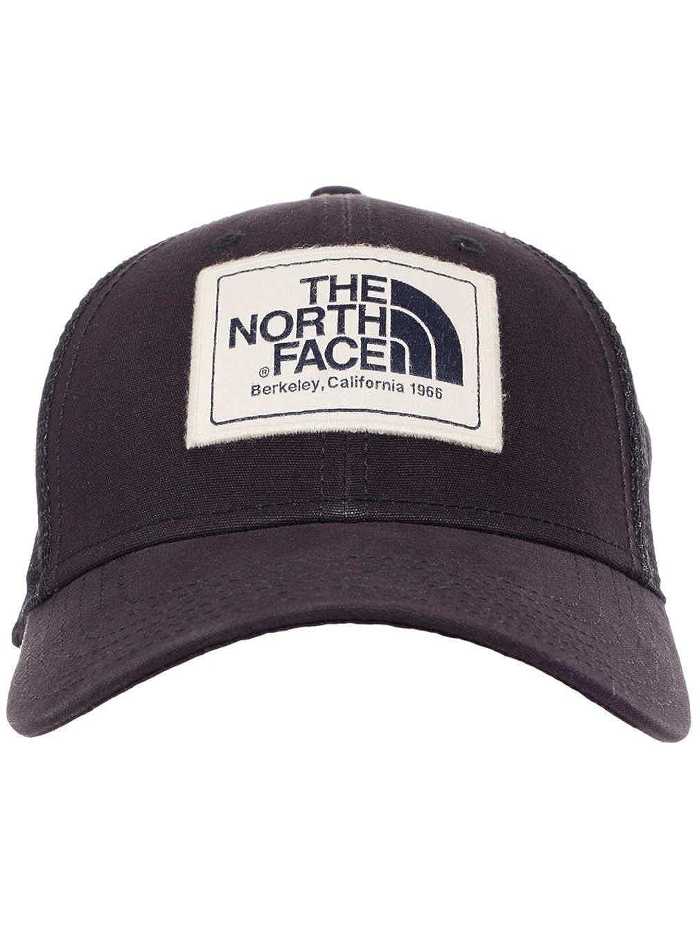 Amazon.com  The North Face Men s Mudder Trucker Hat w  Logo Patch TNF  Black Berkeley 0847a6caa03