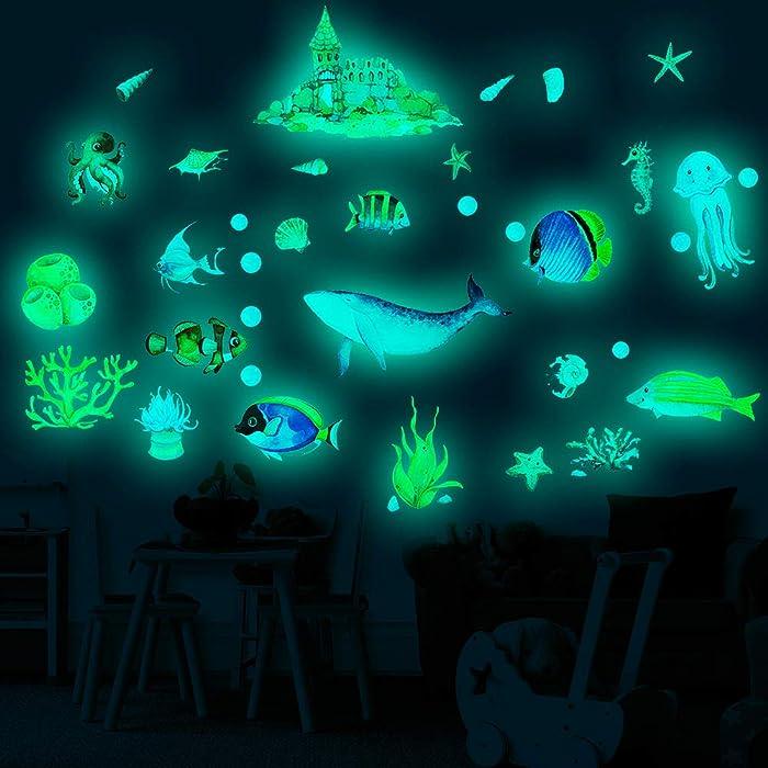 The Best Underwater Fish Decor