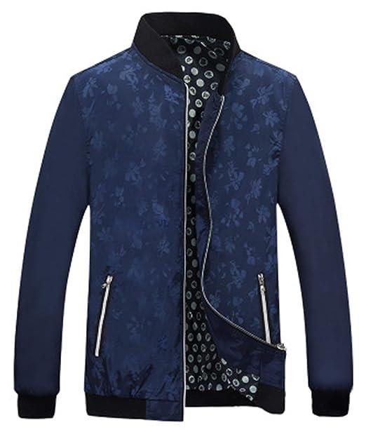 Mieuid Hombre Chaqueta De Moda para Chaqueta Suelta Chaqueta Deportiva  Hombres Bomber Chic Jacket Chaquetas para Y Ntel Plus S 7XL para   Amazon.es  Ropa y ... cd2a00a3a85af
