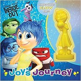 Disneypixar Inside Out Joy S Journey By Disney Inside Out 2015 05 19 Disney Inside Out Amazon Com Books