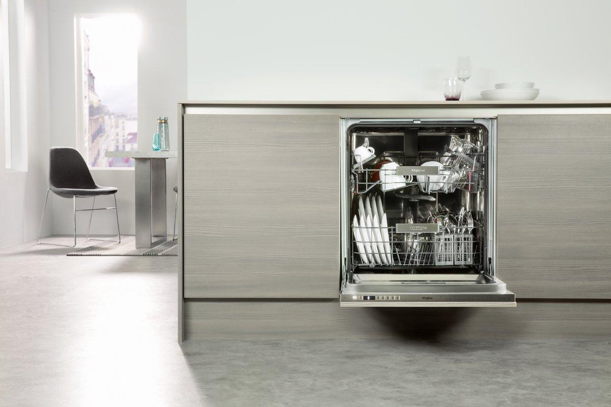 Whirlpool WIO 3T133 DEL Totalmente integrado 14cubiertos A+++ ...