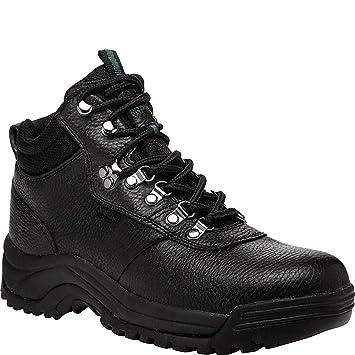 c6abe4da1a Amazon.com: Propet Men's Cliff Walker Boot Black: Zappos Retail, Inc.