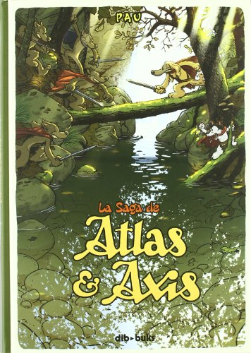 Descargar Libro La Saga De Atlas & Axis 1 Pablo Rodríguez Jimenez-bravo