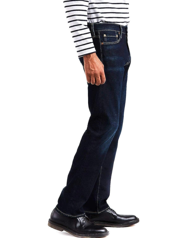 Jeans Levis 513 Blue HEA Man Bleu