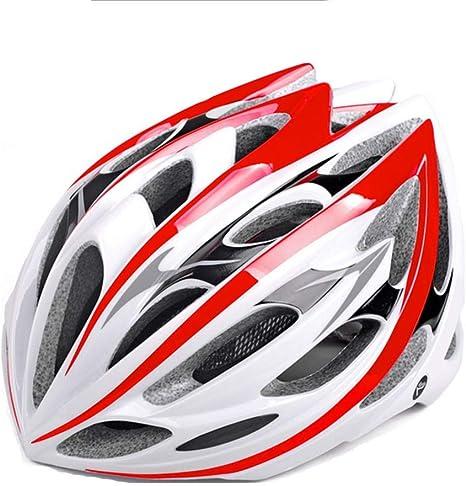 Equipo de proteccion Ciclismo Casco de bicicleta para mujer para ...