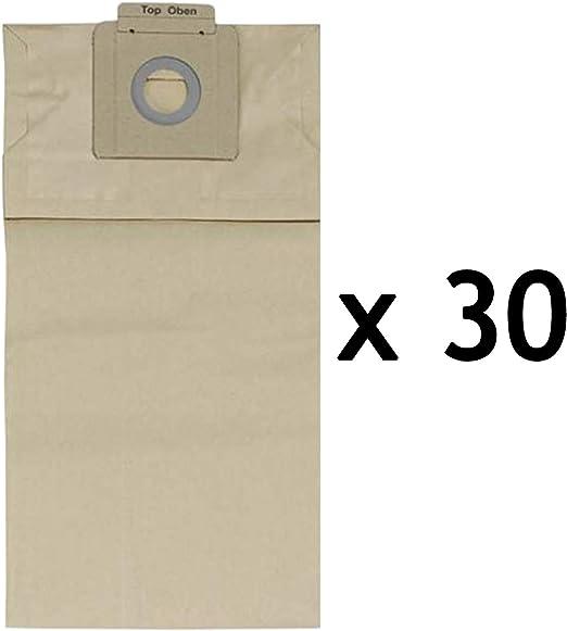 Spares2go - Bolsas de filtro de polvo para aspiradora Karcher ...