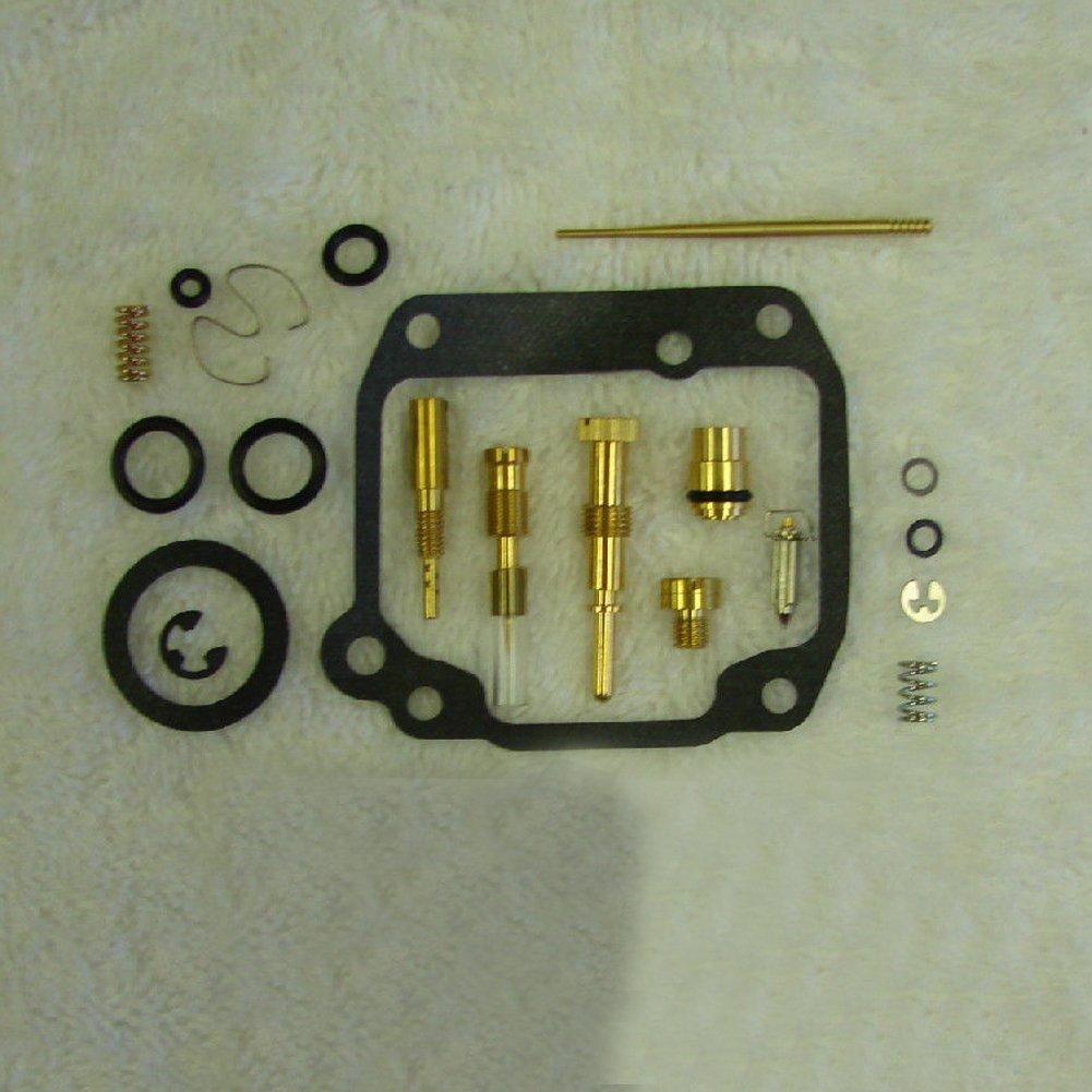 1987/ Ouyfilters Carburateur Rebuild kit Carb r/éparation pour Lt125/LT 125/1983 1983/1984/1985/1986/1987