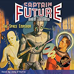 Captain Future: The Space Emperor