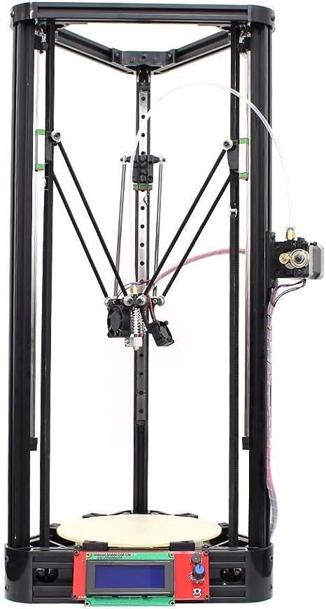 kossel Linear Delta Impresora 3D Montar Paquete Completo: Amazon ...
