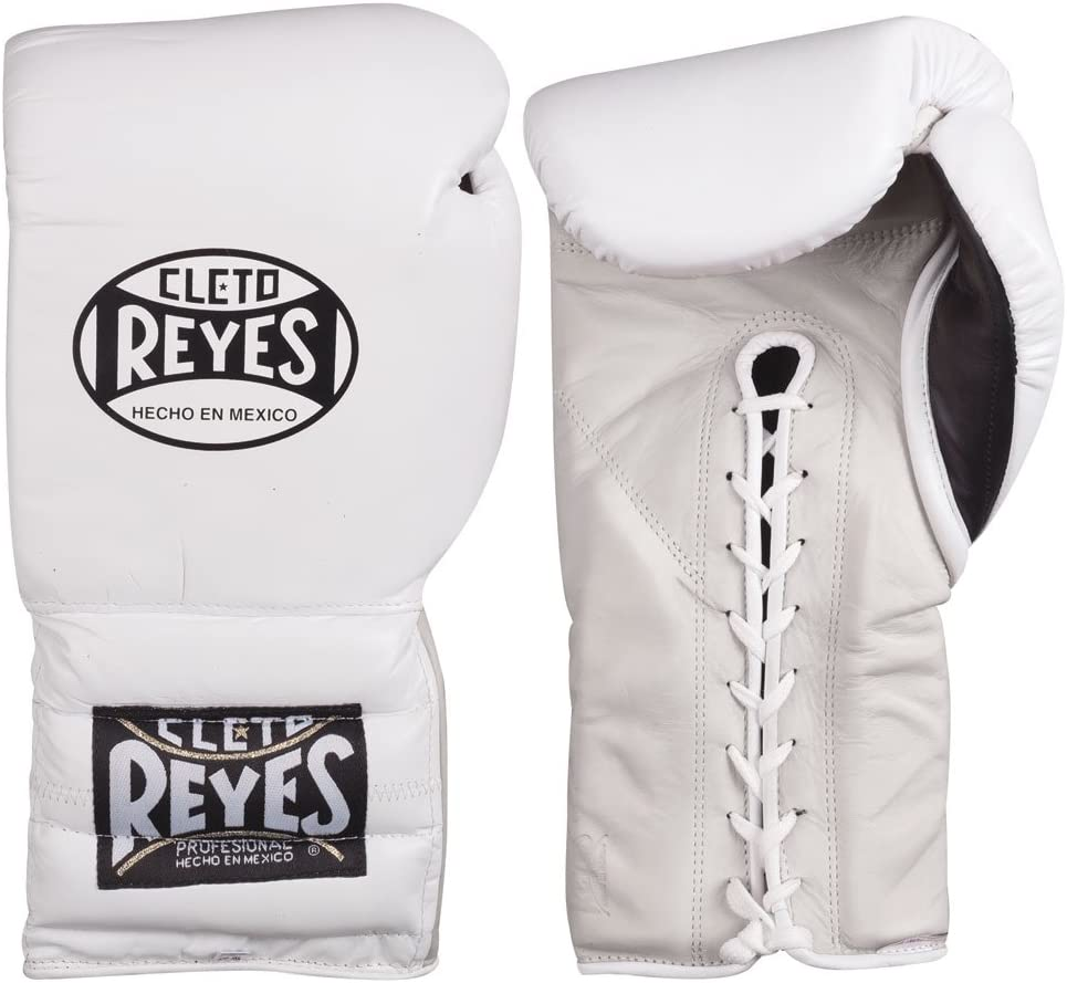 Cleto Reyes Lace Boxing Training Gloves : Sports & Outdoors