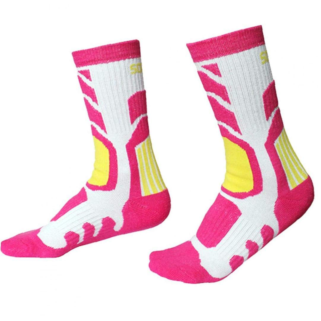 Kids Cycling Socks Quality Girls Boys Sports Socks Comfortable Children Breathable Bike Compression Socks
